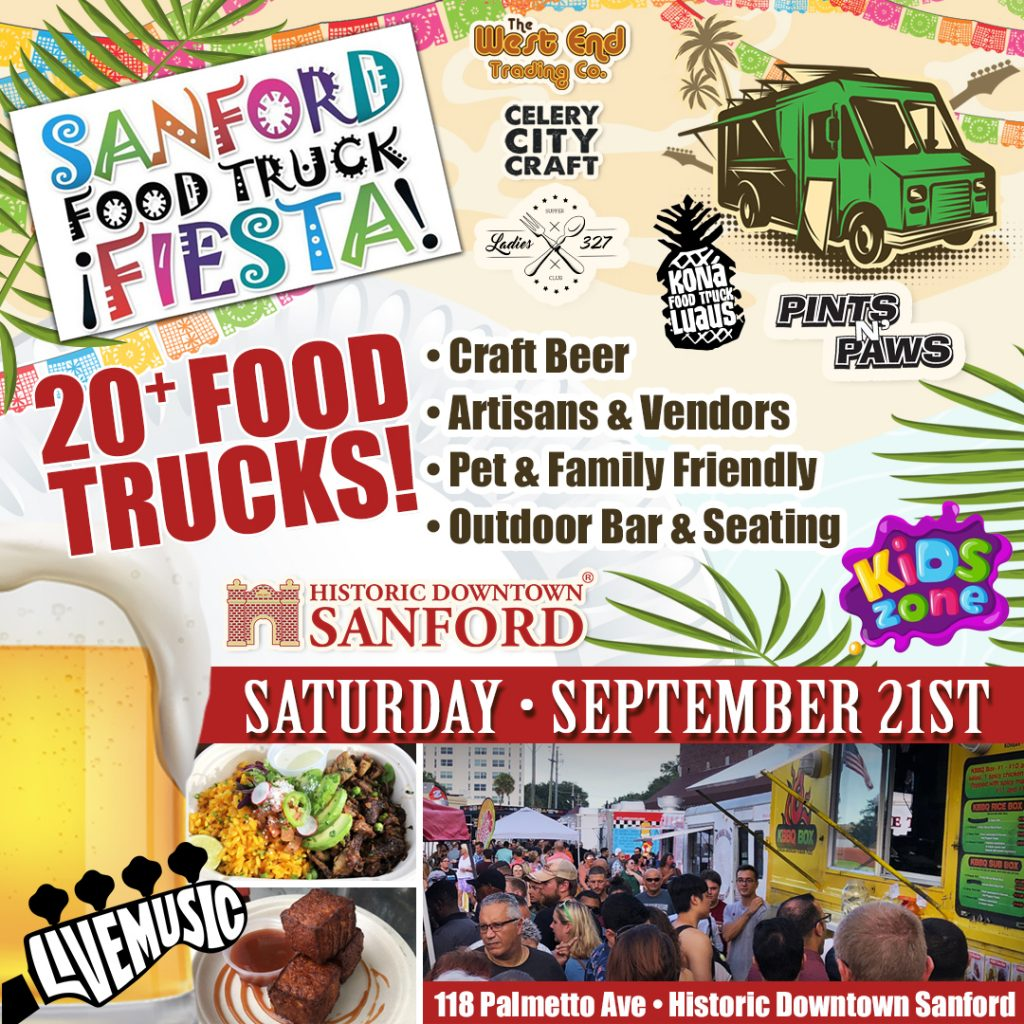 Sanford Food Truck Fiesta